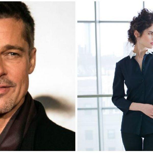 Brad Pitt, la nuova fiamma si chiama Neri Oxman