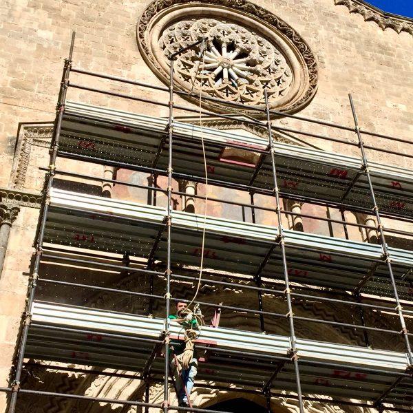 San Francesco: notte bianca di artisti palermitani per far rivivere la Basilica