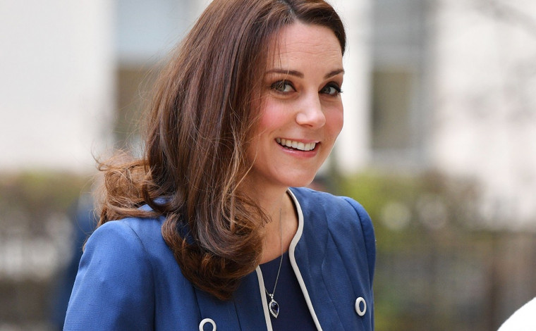 Kate Middleton furiosa per una battuta su Charlotte in tv
