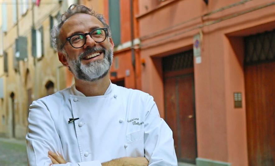 """Bottura a Bruxelles, """"Chef italiani ambasciatori dell'agricoltura"""""""