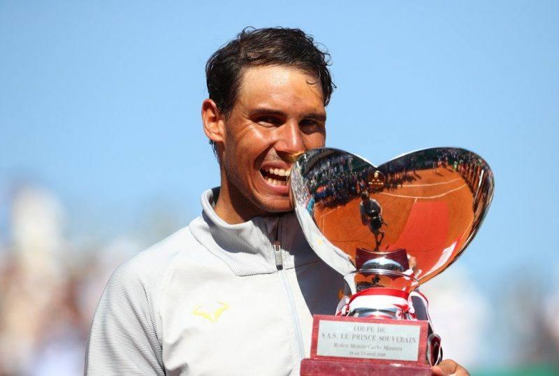 Masters 1000 Monte-Carlo, è ancora Nadal il Principe di Monaco