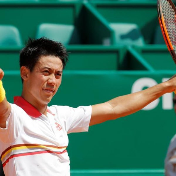 Masters 1000 Monte-Carlo, Nishikori piega Zverev e raggiunge Nadal in finale