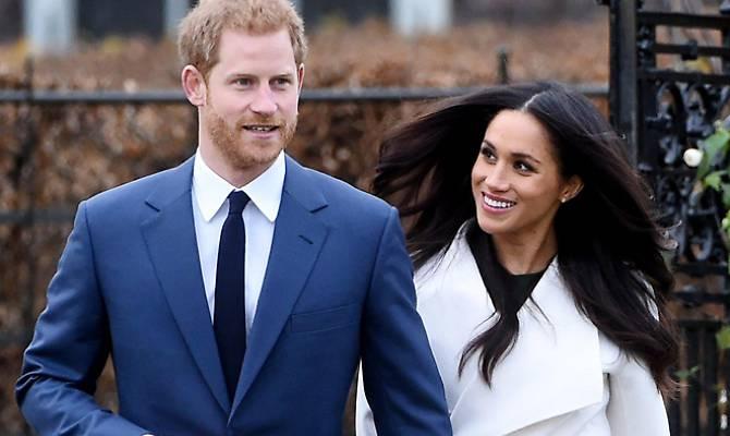 Harry e Meghan, no ai regali di nozze
