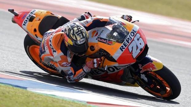 Moto GP, intervento al polso per Pedrosa: a rischio Austin