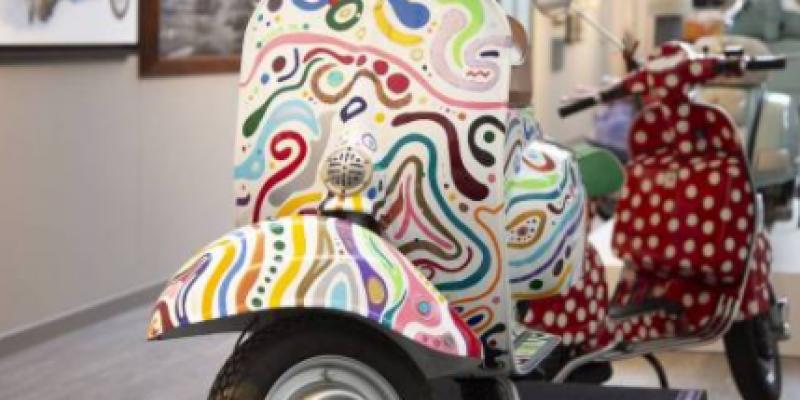 Toscana, il museo Piaggio rinnova il suo look