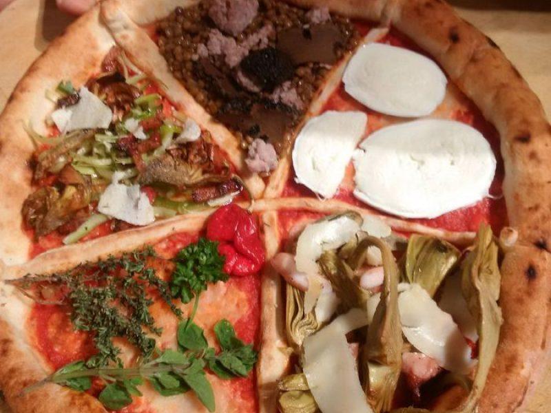 Spicchi Solidali, la pizza della rinascita, pizza solidale per i terremotati, la pizza a sostegno della ricostruzione del cratere d'Italia, pizza per sostenere zone colpite dal sisma,