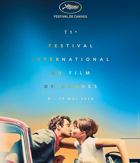 Cannes 2018, Jean-Paul Belmondo sul poster ufficiale