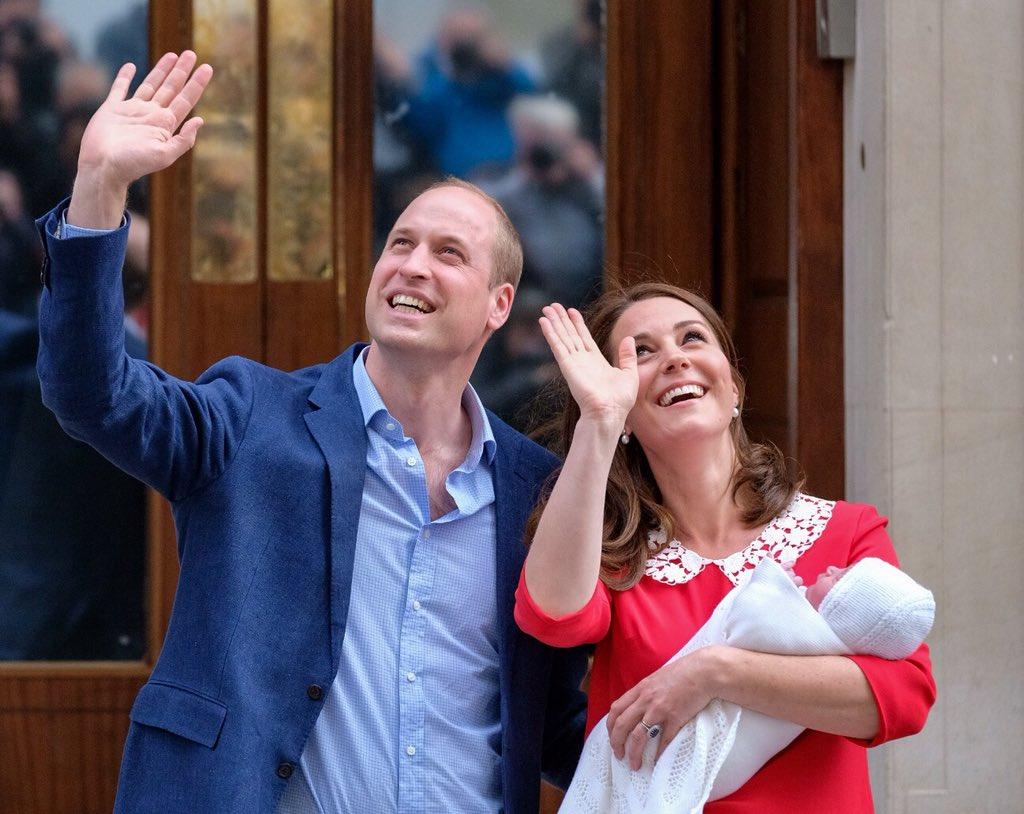 Royal family, annunciato il battesimo di Prince Louis