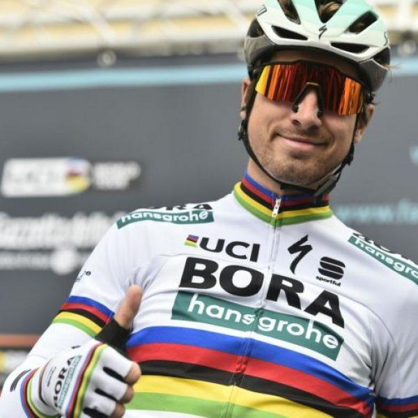 Parigi-Roubaix, primo trionfo per Sagan. Battuto Dillier in volata