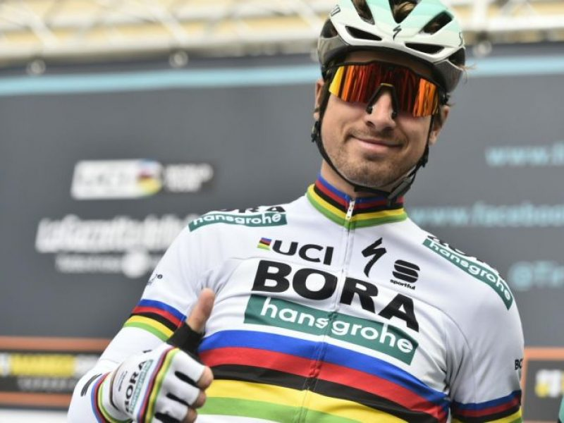 Sagan Parigi-Roubaix