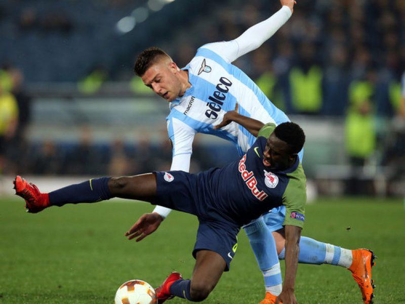 Lazio Salisburgo Europa League