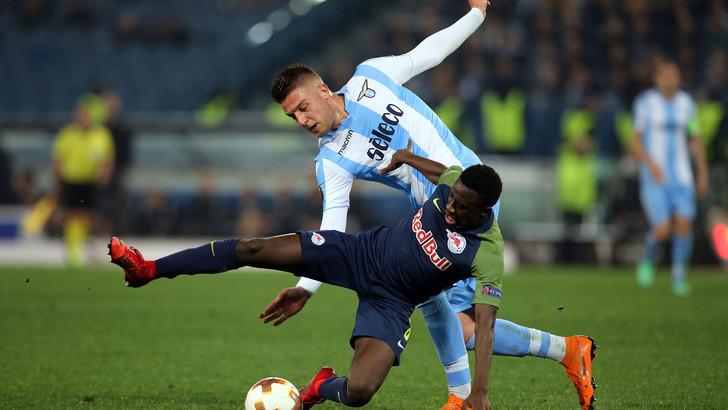 Europa League, i risultati dei quarti: tracollo Lazio, passa il Salisburgo