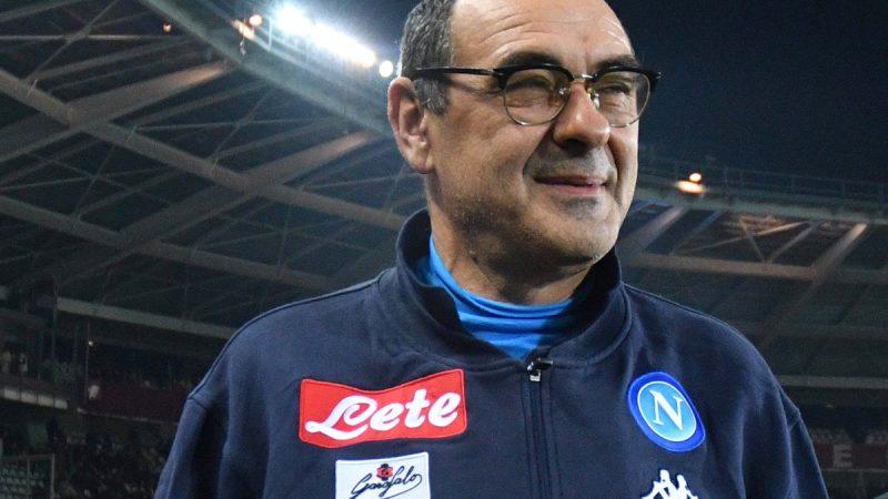 """Napoli, Sarri : """"Non meritavo di essere liquidato così"""""""
