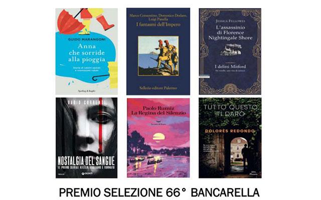 Premio Bancarella 2018, la sestina finalista