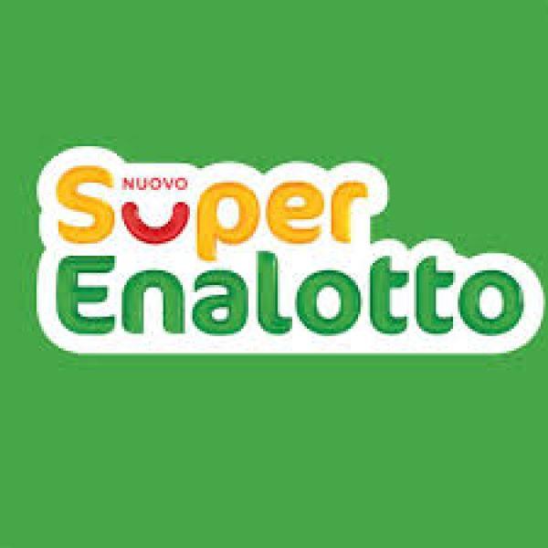 Superenalotto, vincita da 130 milioni di euro