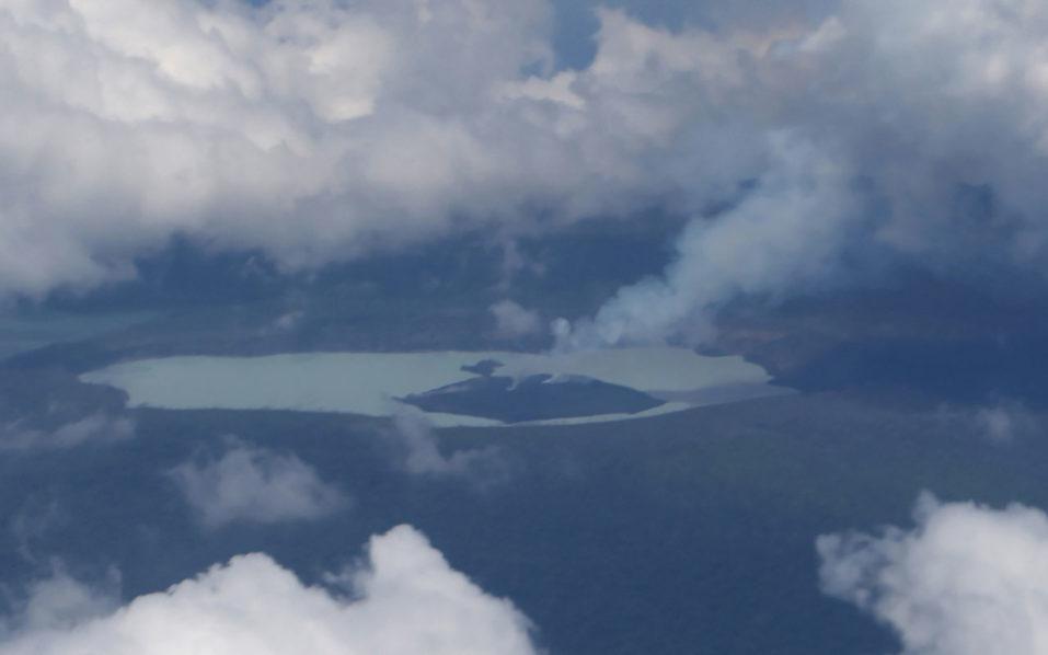 Ambae, nuova eruzione: 11 mila persone evacuate