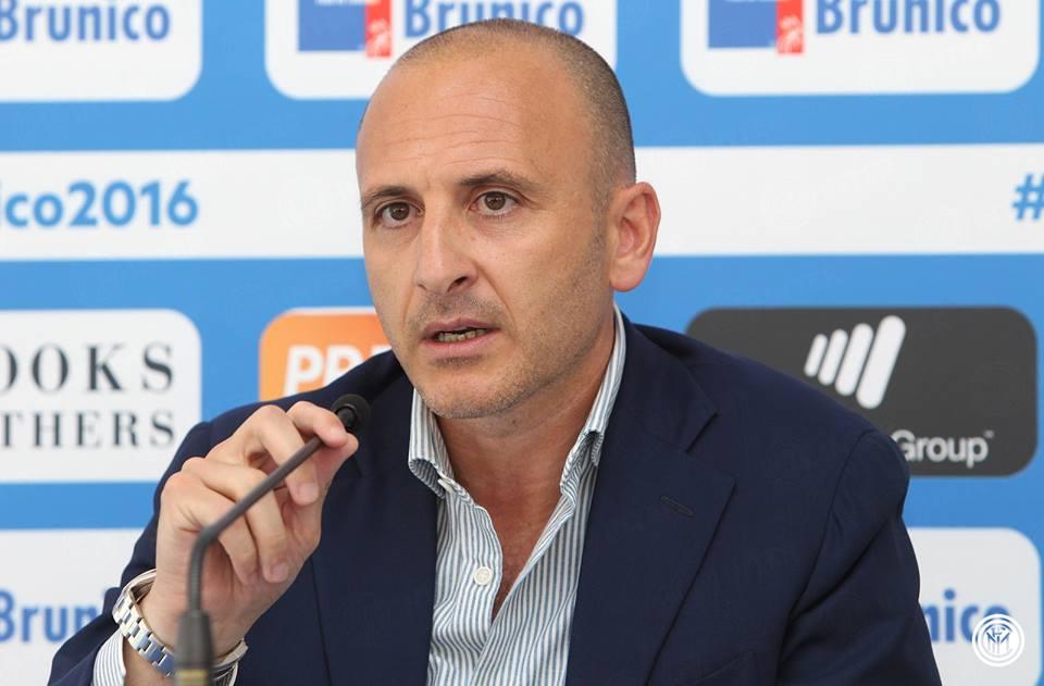 """Inter, Ausilio: """"Spalletti e Icardi resteranno anche senza Champions"""""""