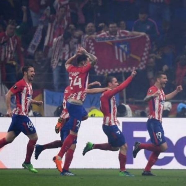 Uefa Europa League, l'Atletico Madrid è campione
