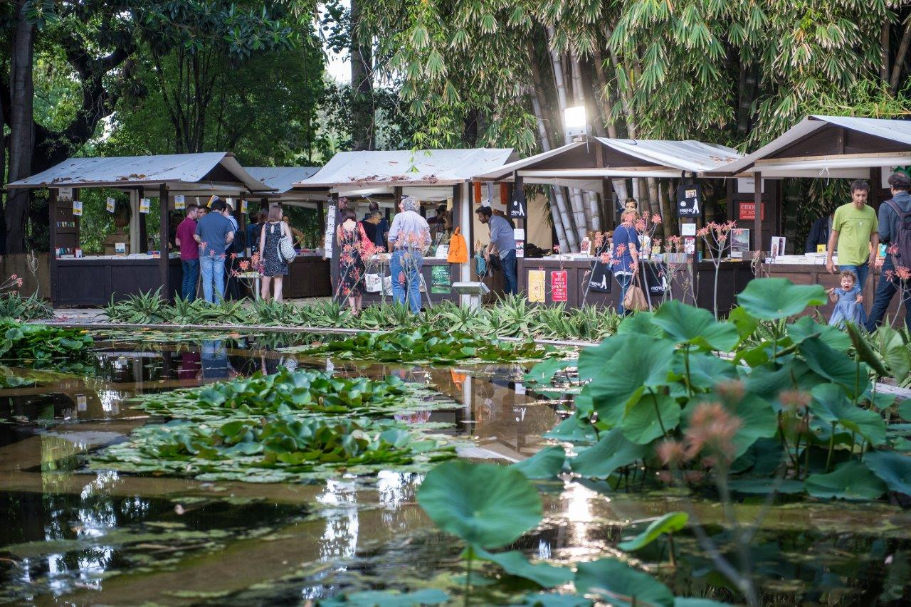 Una Marina di Libri, dal 7 al 10 giugno all'Orto Botanico di Palermo