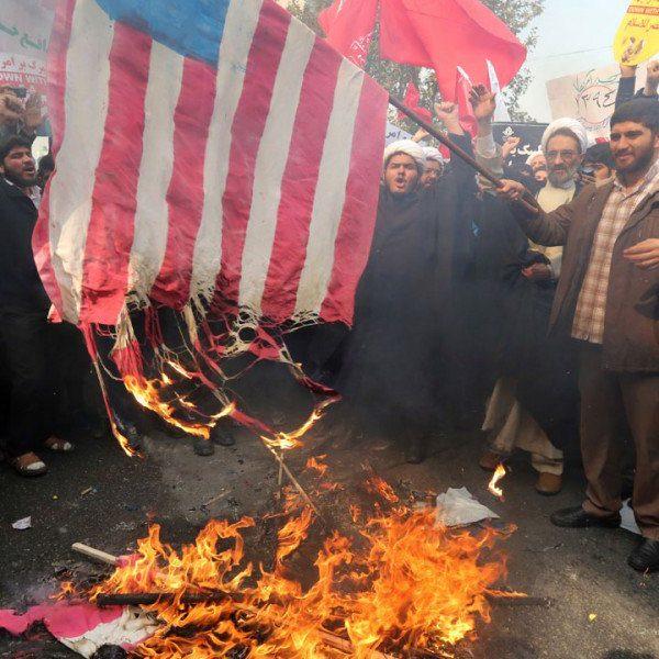 Iran, Zafir avverte: