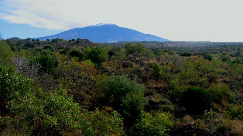 Nel Sud Italia le riserve naturali più degradate, c'è anche il Parco dell'Etna