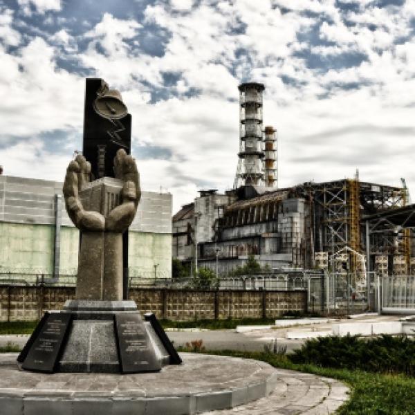 Chernobyl diventa la 'palestra' degli astronauti