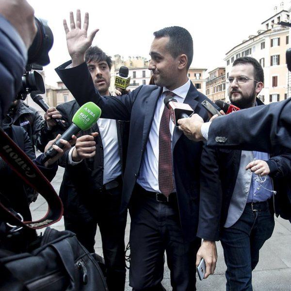 """Di Maio, entro domani il dl dignità: """"Taglieremo le pensioni d'oro"""""""