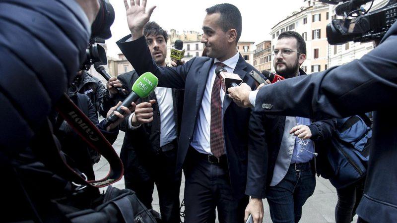 """Ilva, Di Maio: """"Lo Stato ha compiuto un delitto perfetto"""""""