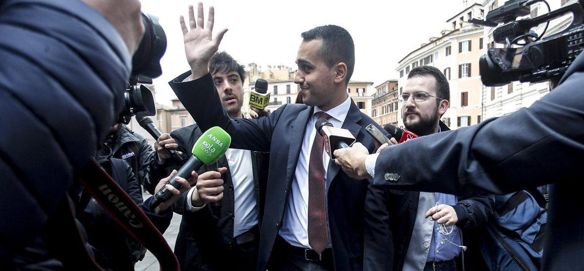 """Lega-M5S, Di Maio: """"Se troviamo accordo, sarà una bomba"""""""