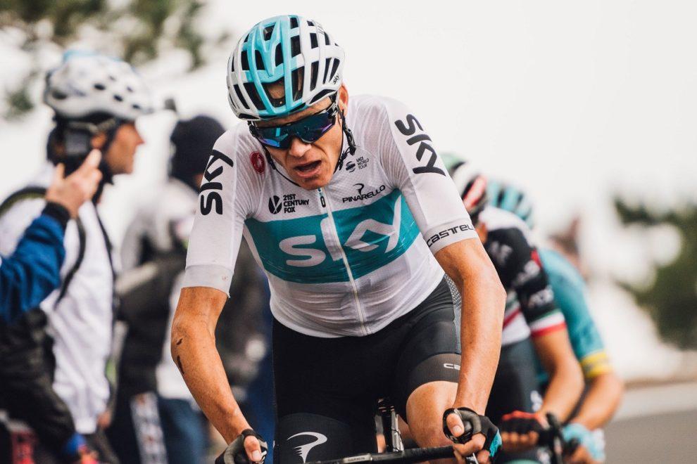 """Ciclismo, Sky lascia il World Tour: """"Addio a fine 2019"""""""