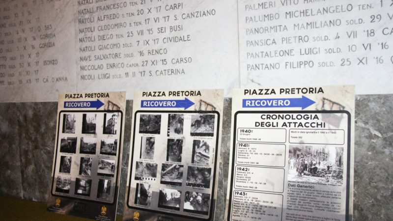 World War II Memory Museum, Palermo racconta la seconda guerra mondiale