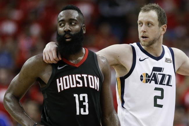 NBA, blitz dei Jazz a Houston. Ingles porta la serie sull'1 – 1