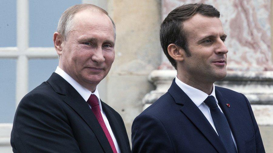 Macron 'alfiere Ue', dopo Trump ci prova con Putin