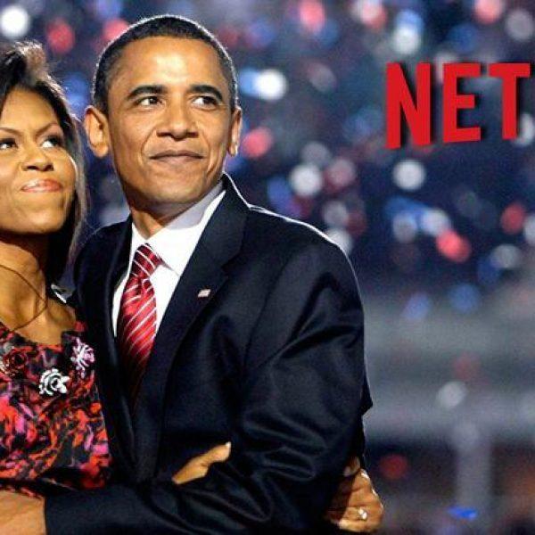 Obama-style, Barack e Michelle approdano su Netflix