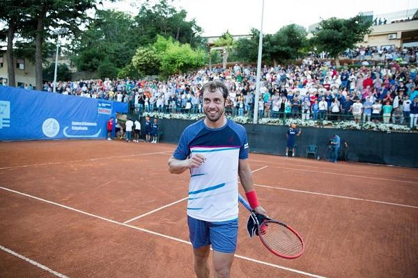 Tennis, XX challenger Città di Caltanissetta: ci sarà Paolo Lorenzi