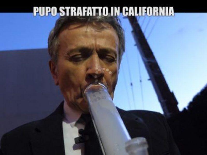 Pupo prova la marijuana in California: ecco la sua reazione