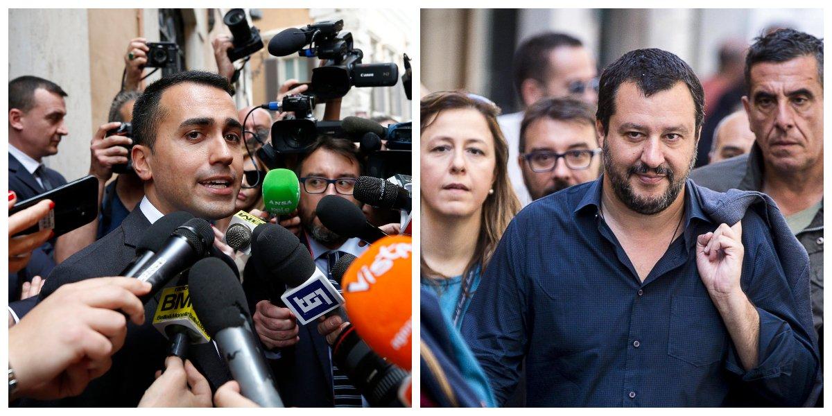 M5S Lega, vertice Salvini-Di Maio: resta il nodo premier