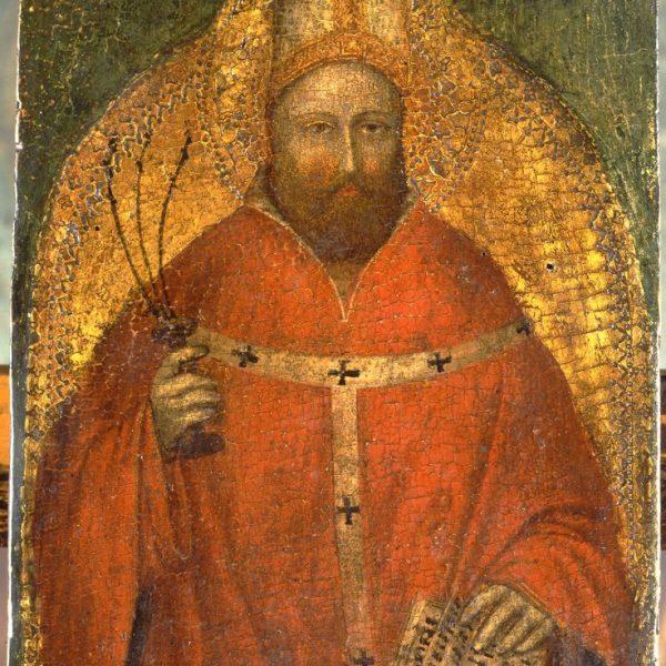 Arte, recuperato il Sant'Ambrogio rubato a Bologna