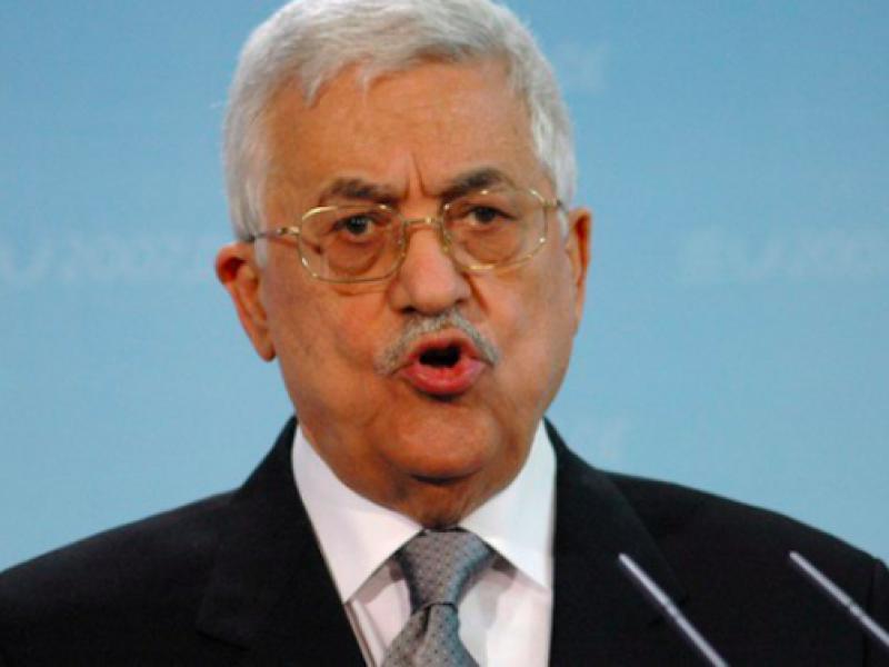 Medio Oriente, bufera su Abu Mazen: