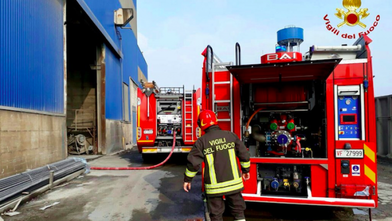 Padova, colata di acciaio fuso investe 4 operai: 2 sono gravi