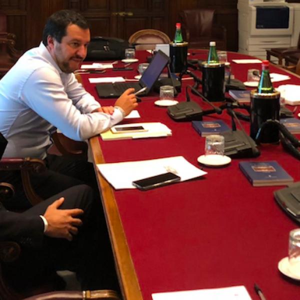 Decreto Fiscale, Salvini: