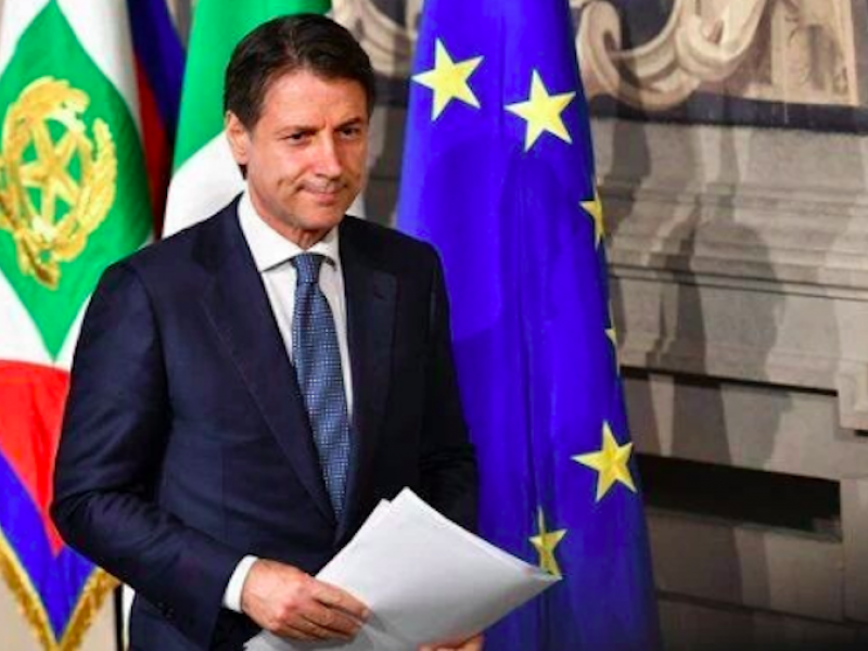 giuseppe conte, manovra, Unione Europea, dl fiscale, lega-m5s, bilaterale angela merkel