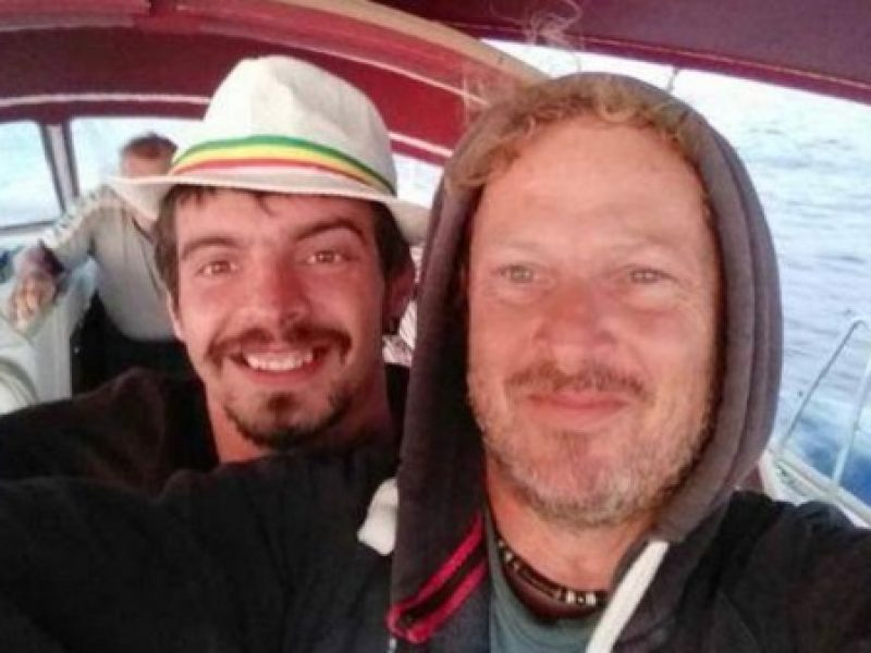 Due amici italiani dispersi nell'Oceano Atlantico