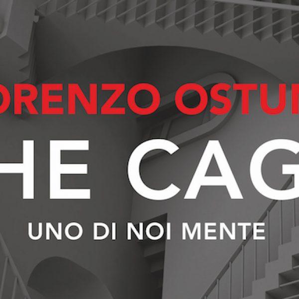 Palermo, Lorenzo Ostuni presenta il libro 'The cage – Uno di noi mente'