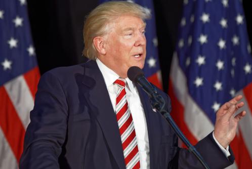 Donald Trump riduce l'aiuto americano ai Palestinesi