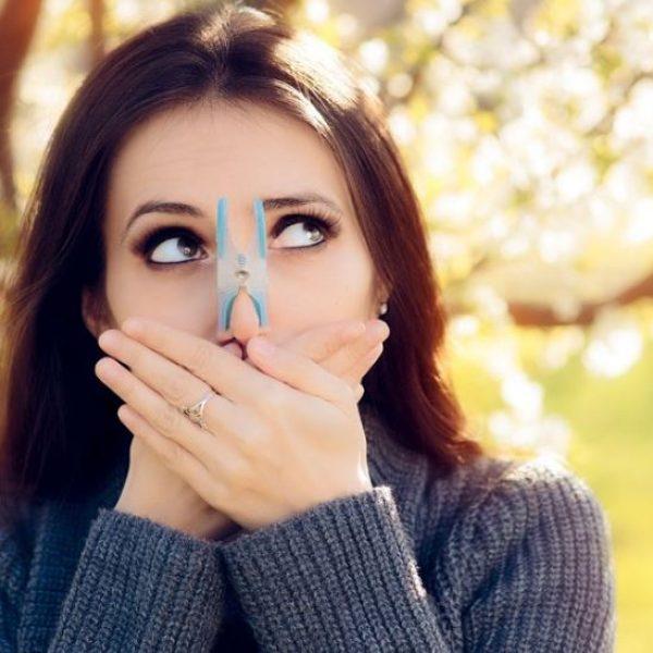 Allergie stagionali, più docce e occhio alle lenzuola
