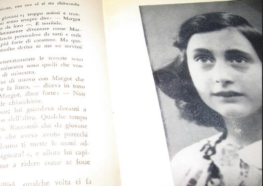 Anna Frank, ricostruite due pagine 'inedite' del Diario