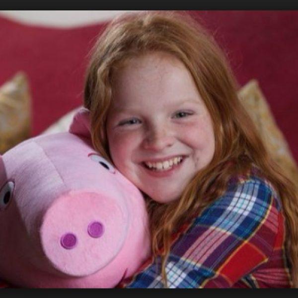 Peppa Pig, Harley Bird guadagna 1.000 sterline l'ora