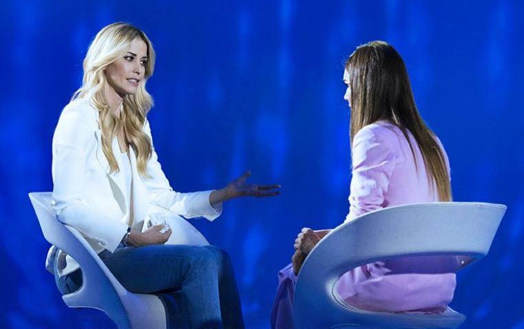 "Elena Santarelli: ""Sto soffrendo ma vado avanti"""