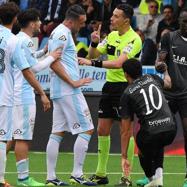 Serie B, Virtus Entella-Ascoli 0 - 0: poche emozioni al Comunale